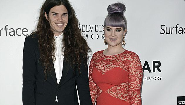 Kelly Osbourne hat ihre Verlobung aufgelöst (Bild: AP)