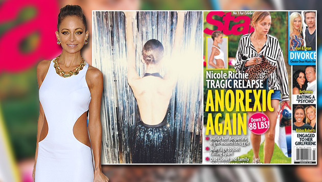 Nicole Richie: Rückfall in die Magersucht? (Bild: Star, Instagram, AP, krone.at-Grafik)