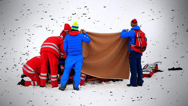 """Morgenstern zu Bianchi-Crash: """"Kenne das Gefühl"""" (Bild: APA/ERWIN SCHERIAU, krone.at-Grafik)"""
