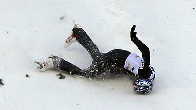 """Morgenstern zu Bianchi-Crash: """"Kenne das Gefühl"""" (Bild: Sepp Pail)"""