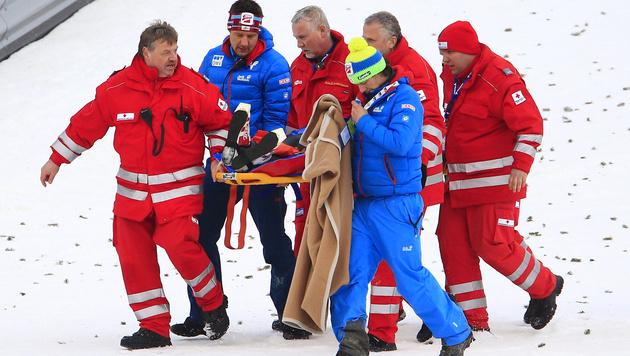 Plusgrade retteten Morgenstern das Leben (Bild: APA/ERWIN SCHERIAU)