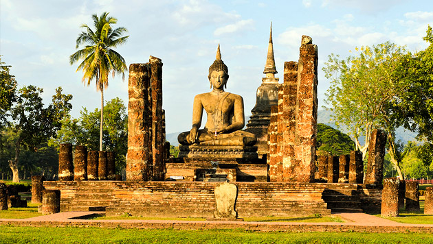 Thailands mystische Seite im Nordosten des Landes (Bild: thinkstockphotos.de)