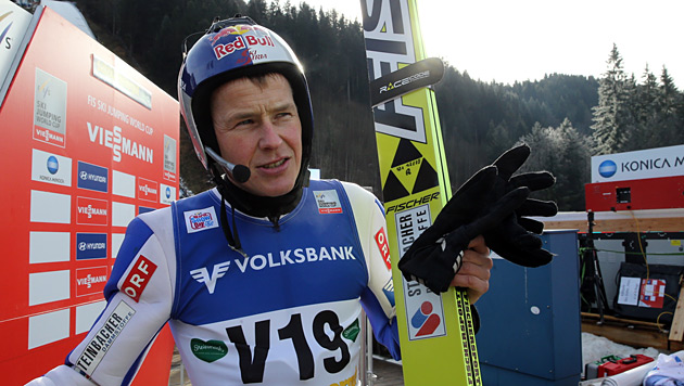 Skisprung-Weltcup: Drei Adler für alle Fälle (Bild: Sepp Pail)