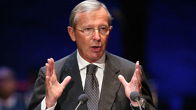 Salzburgs ÖVP-Landeshauptmann Wilfried Haslauer (Bild: APA/Franz Neumayr)