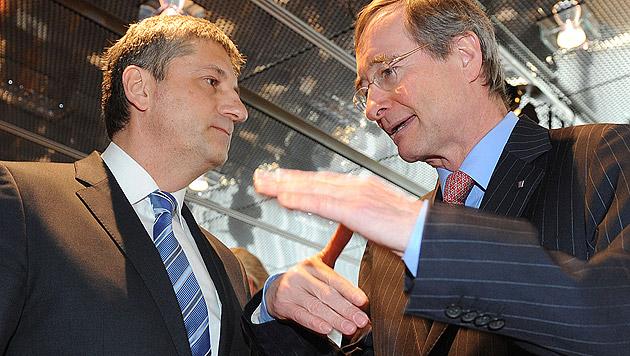 Gesamtschule, Steuern - Rumoren in ÖVP wird lauter (Bild: APA/Barbara Gindl)