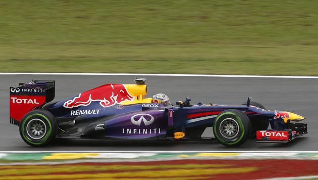 Künftige Autonummern der Formel-1-Piloten vergeben (Bild: AP)