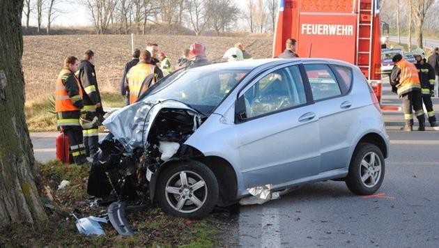 NÖ: Unfall endet für Vater und Sohn tödlich (Bild: Einsatzdoku.at)