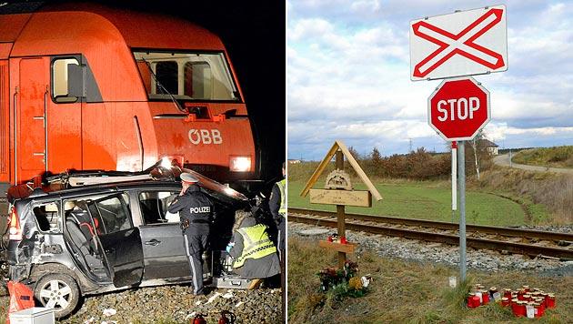 Neunjährige nach Bahntragödie wieder daheim (Bild: APA/MANFRED FESL, Daniel Scharinger)