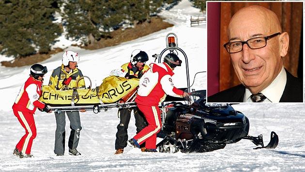 Pfanni-Erbe (14) stirbt nach Skiunfall in Tirol (Bild: APA/GEORG HOCHMUTH (Symbolbild), dpa/A3817 Tobias Hase)