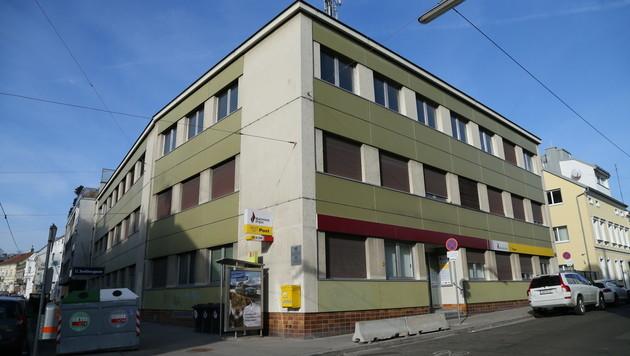 Wiener Postamt überfallen - Mitarbeiter gefesselt (Bild: Peter Tomschi)