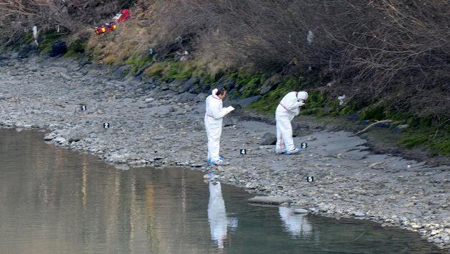 Tirol: Studentin (20) tot an Flussufer entdeckt (Bild: APA/ZOOM-TIROL)