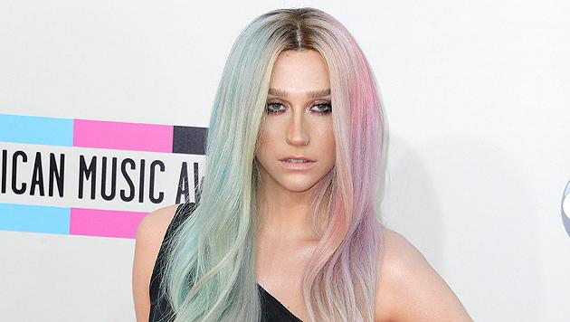 Auch Keshas Mutter ließ sich in Klinik einweisen (Bild: AP)