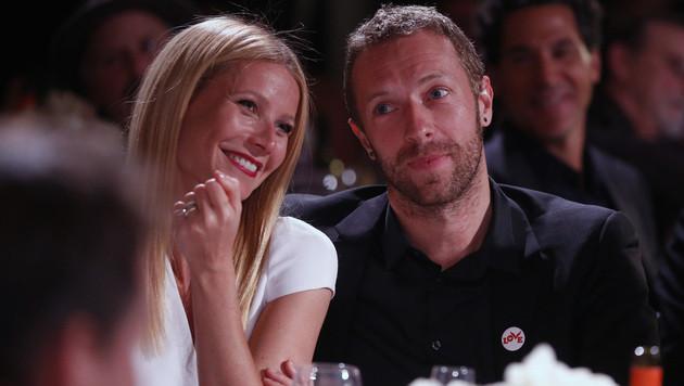 Gwyneth Paltrow und Chris Martin wieder liiert (Bild: AP)