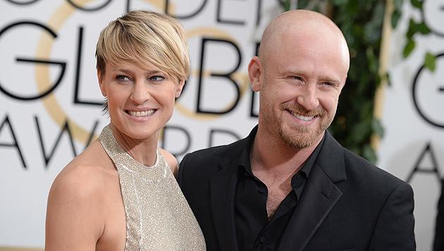"""""""House of Cards""""-Star Robin Wright ist verlobt (Bild: AP)"""