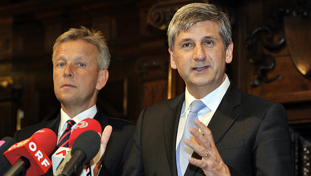 """Lopatka: """"Spindelegger ist der beste Parteiobmann"""" (Bild: APA/Hans Punz)"""
