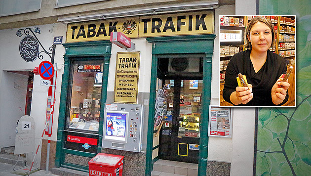 Angestellte jagt Räuber mit Zigarillos in Flucht (Bild: Martin A. Jöchl)