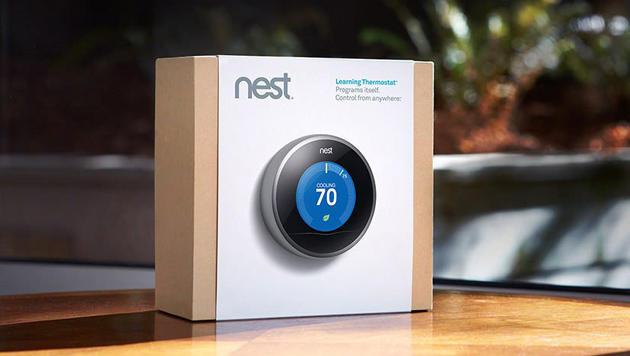 Googles Thermostat Nest präsentiert neue Partner (Bild: Nest.com)