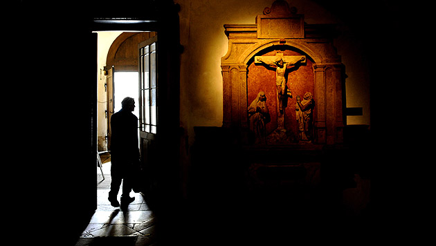 Kirchenaustritte 2013 um 4,8 Prozent gestiegen (Bild: APA/Hans Klaus Techt)