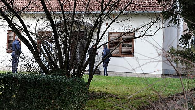 Mann erwürgt Freundin und stellt sich Polizei (Bild: APA/SIEGFRIED ULLRICH)