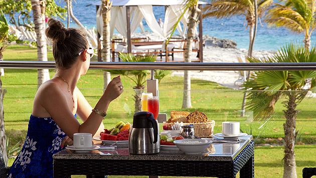 Wie Sie auch im Urlaub schlank bleiben (Bild: thinkstockphotos.de)