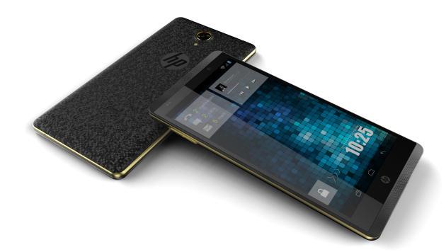 HP steigt wieder ins Smartphone-Geschäft ein (Bild: Slate 6 VoiceTab - Quelle: HP)