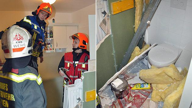 Wien: 2 Kinder bei Explosion in Wohnung verletzt (Bild: APA/MA 68 LICHTBILDSTELLE)