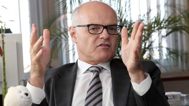 Stoss aufgenommen - ÖOC wieder im IOC vertreten! (Bild: Gerhard Gradwohl)