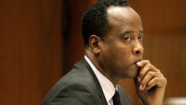 Gericht bestätigt: Murray schuld an Jackson-Tod (Bild: AP)