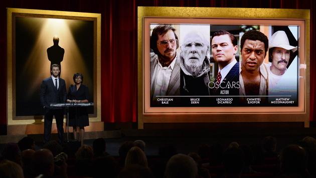 """Keine Oscar-Nominierung für Brühl und """"Rush"""" (Bild: EPA)"""