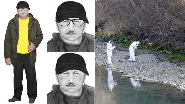 """Mordfall """"Lucile"""": Polizei sucht Tatverdächtigen (Bild: Polizei, APA/ZOOM-TIROL)"""