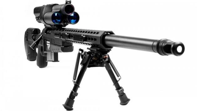 """US-Armee erprobt """"smarte"""" Scharfschützen-Gewehre (Bild: TrackingPoint)"""