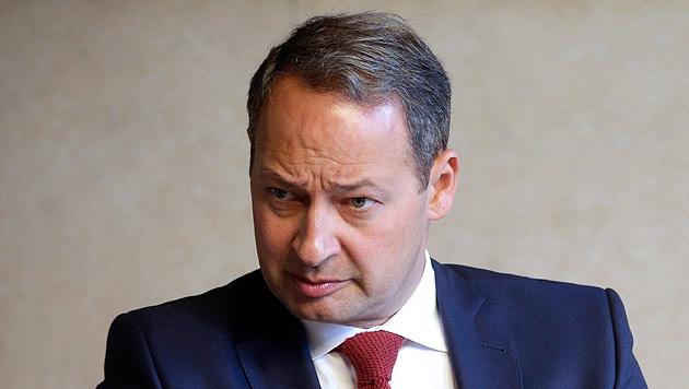 SPÖ-Klubobmann Andreas Schieder (Bild: APA/Georg Hochmuth)
