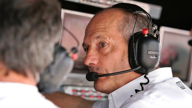 Ende einer Ära - Ron Dennis muss McLaren verlassen (Bild: AP)
