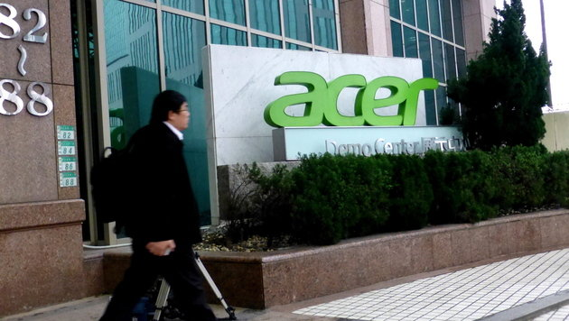 Acer will österreichischen Notebook-Markt erobern (Bild: EPA)