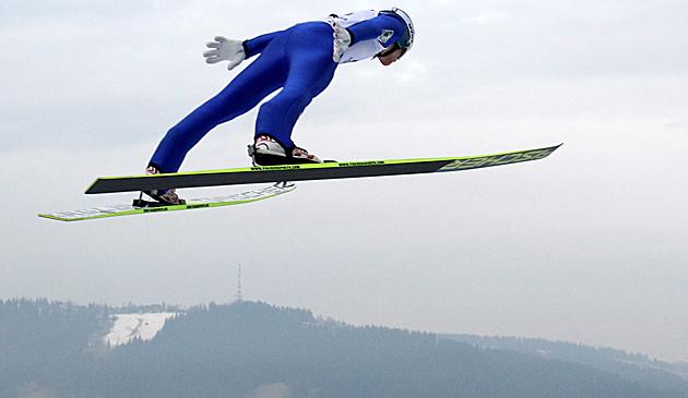 Hayböck gewinnt Qualifikation in Zakopane (Bild: APA/EPA/Grzegorz Momot)