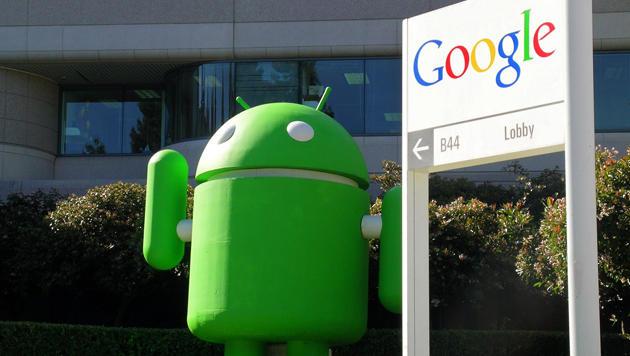 Silver statt Nexus: Plant Google neue Handymarke? (Bild: dpa/Christof Kerkmann)