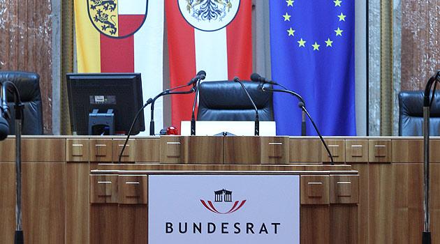 Neue Debatte über Abschaffung des Bundesrates (Bild: APA/Georg Hochmuth)