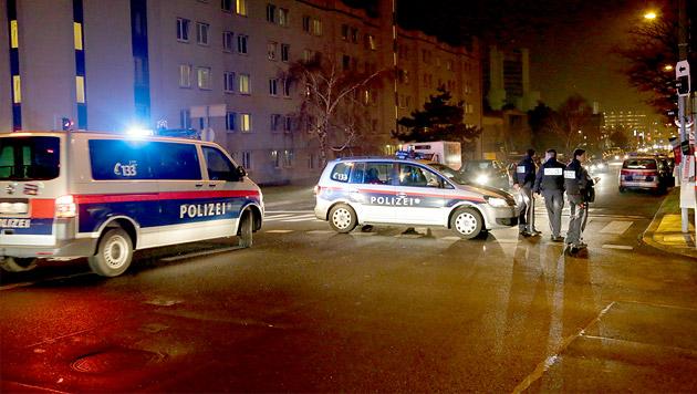 Schüsse aus Polizeiwaffe: Täter identifiziert (Bild: Klemens Groh)