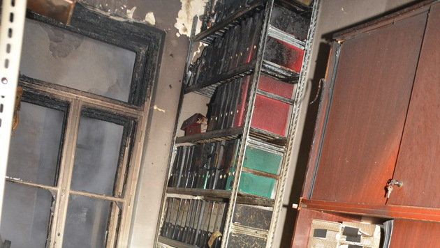 Tückischer Wohnungsbrand hielt Florianis auf Trab (Bild: MA 68 Lichtbildstelle)