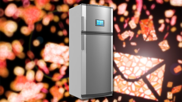 Intelligenter Kühlschrank verschickt Spam-Mails (Bild: thinkstockphotos.de)