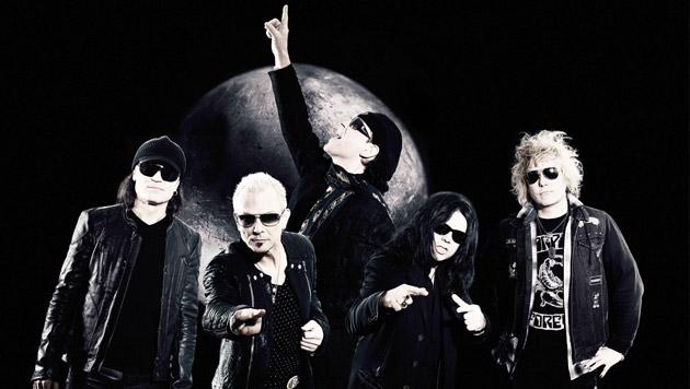 Kräftiges Update fürs Seerock-Festival: Scorpions! (Bild: SFZ)