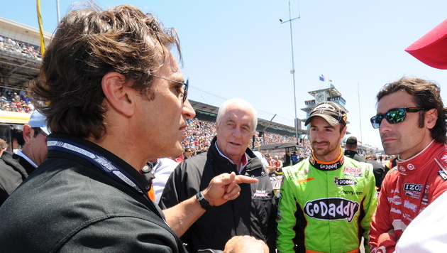 Alex Zanardi gibt Comeback als Rennfahrer (Bild: AP)