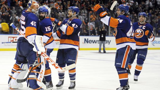 Islanders gelingt Revanche an Philadelphia (Bild: AP)