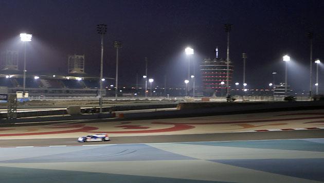 Bahrain als zweites F1-Nachtrennen bestätigt (Bild: APA/EPA)