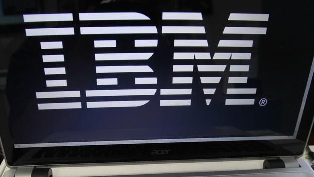 Cloud hilft nicht: IT-Gigant IBM schwächelt weiter (Bild: AP)