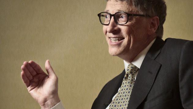 Gates nicht mehr größter Microsoft-Einzelaktionär (Bild: AP)