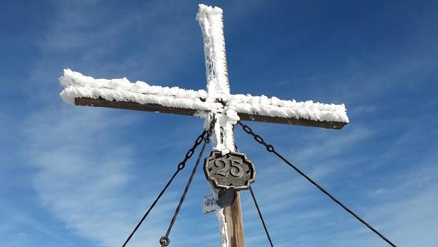 Jetzt hält der Winter in Österreich Einzug (Bild: Scoopshot)