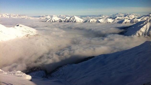 Jetzt hält der Winter in Österreich Einzug (Bild: Mariella L.)