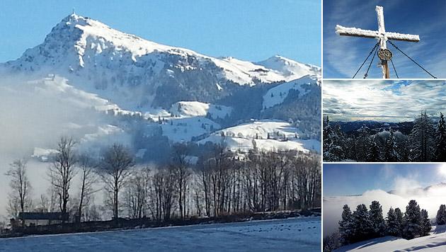 Jetzt hält der Winter in Österreich Einzug (Bild: Scoopshot/Robert/Thomas Mayr)