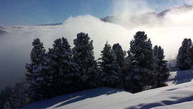 Jetzt hält der Winter in Österreich Einzug (Bild: Scoopshot/Robert)